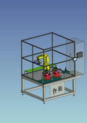内径測定ランク層別装置_1