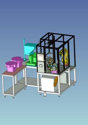3D事例 ゴム栓挿入装置_1
