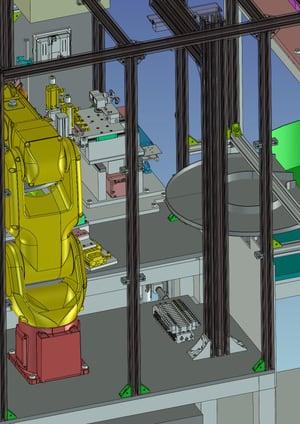 3D事例 ゴム栓挿入装置_4